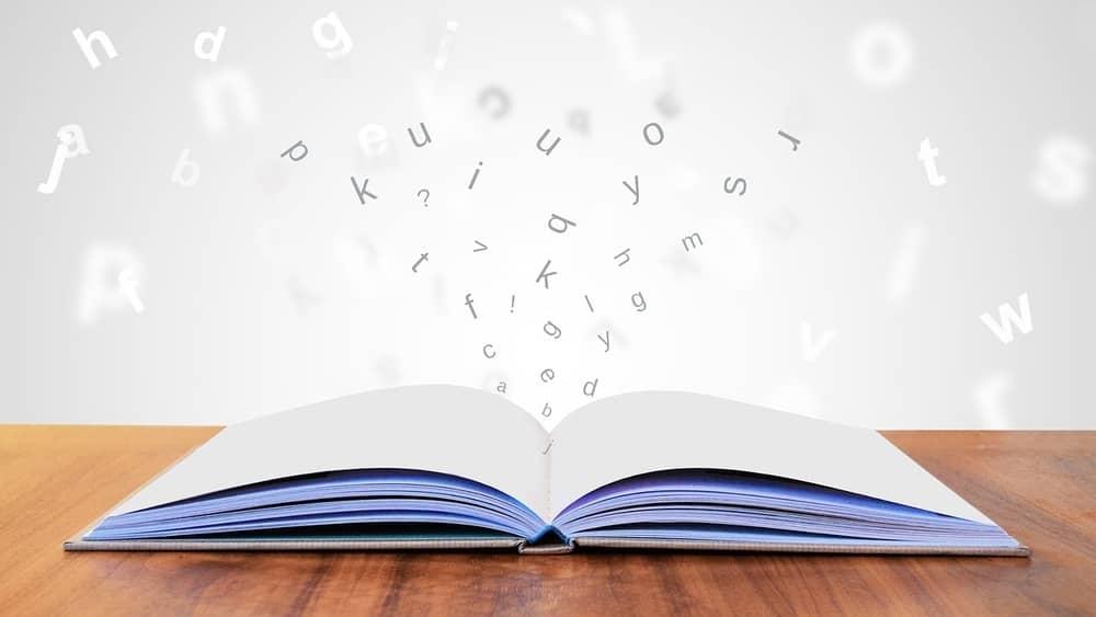 Diccionario para Programas de contabilidad
