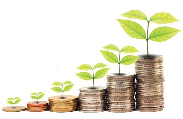 Dinero creciendo parautonomos