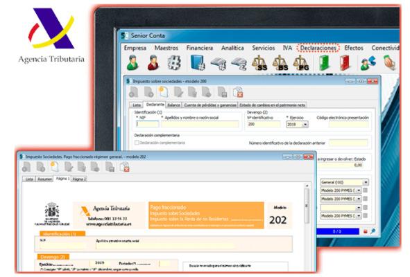 seniorconta descargar programas de contabilidad