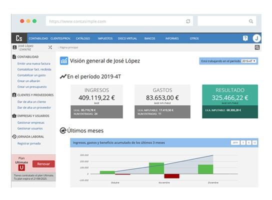 Contasimple descargar programas de contabilidad